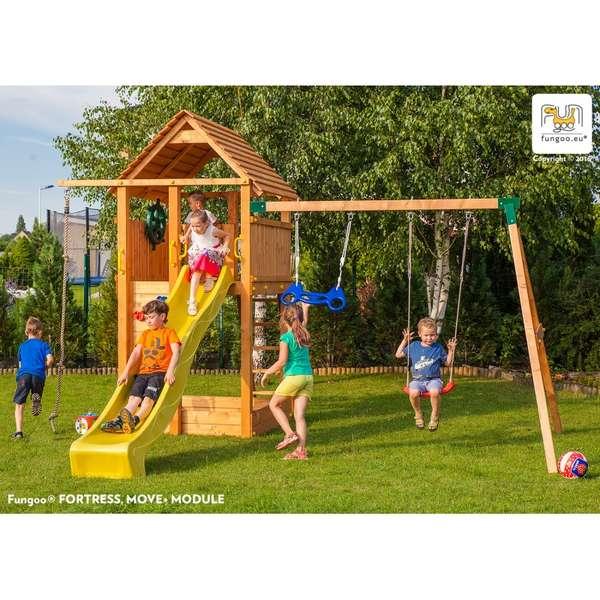 Детска площадка Fortress/Move+